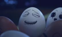 Eggs on Weed