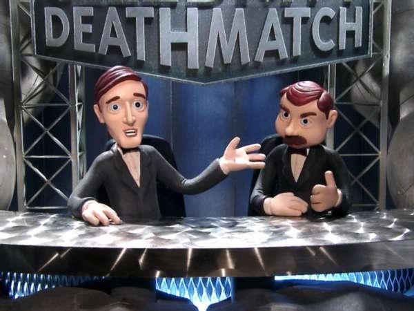 Video - Celebrity Deathmatch - Judge Judy vs Susan Lucci ...