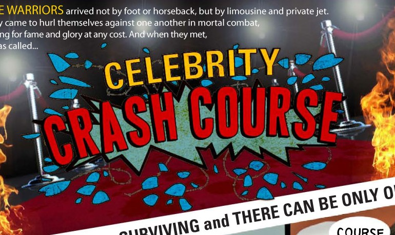 Celebrity Crash Course
