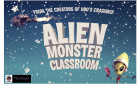 Alien Monster Classroom